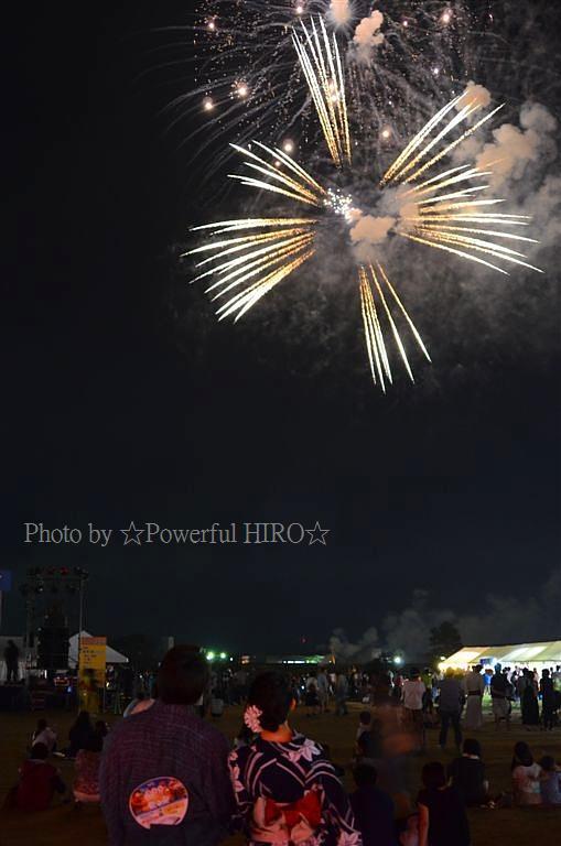 第39回 内灘町民夏まつり 花火の祭典 (3)