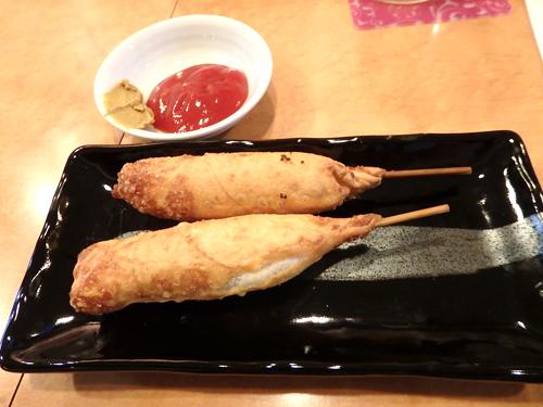 13餃子ドッグ