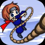 立体機動忍者 - 物理アクションゲーム