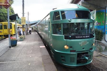 20157071819湯布院観光(鉄道) 036