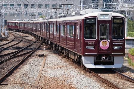 阪急1004F-2