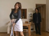 お家で強姦されてしまうヒトヅマ