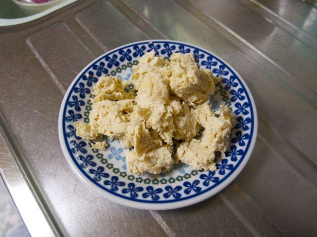 冷凍豆腐3