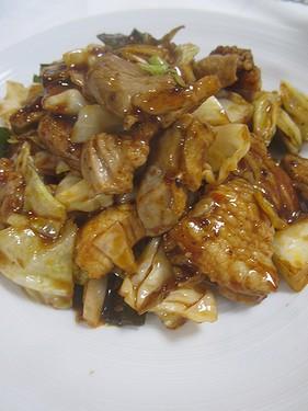 20150716 四川回鍋肉 (1)