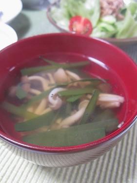 20150716 中華スープ