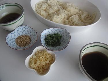 20150720昼 素麺