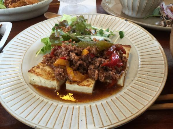 豆腐ステーキ5