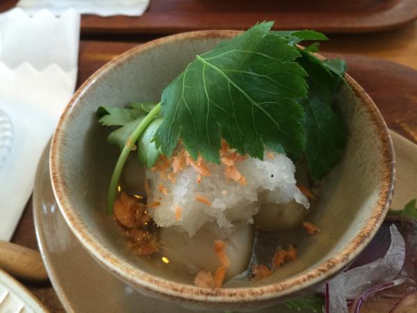 里芋の煮物7