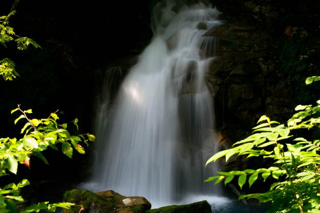 仁三郎の滝(舞姫の滝)