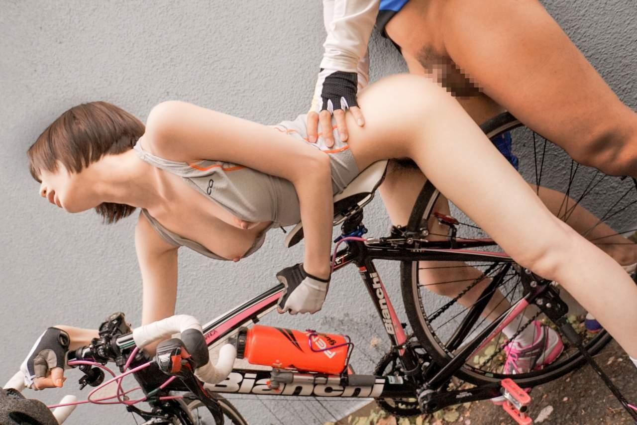 スポコスSEX自転車部010