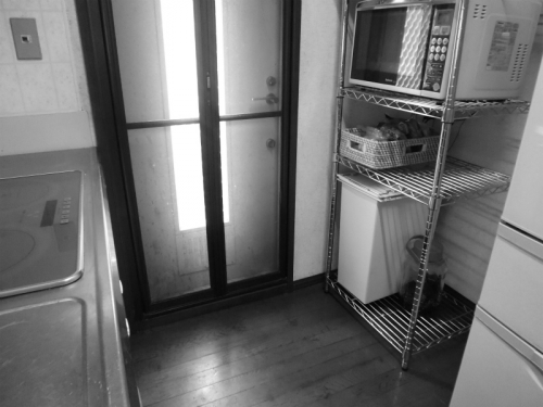 断捨離ブログのキッチン