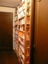 断捨離前の本棚
