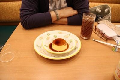 6/6 鎌倉駅東口 サイゼリアでプリントアイスコーヒー