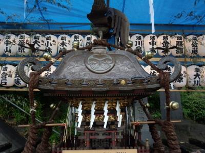 品川神社大祭