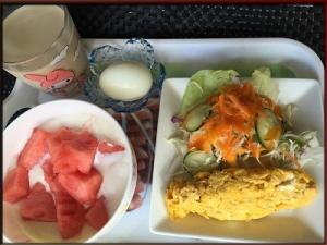 朝食8.5