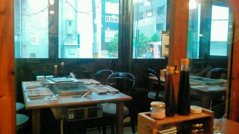 Gottie'Sbeef(ゴッチーズビーフ)堺筋本町 ディナー (5)