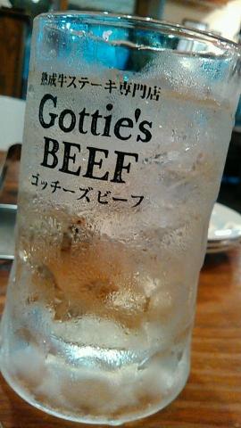 Gottie'Sbeef(ゴッチーズビーフ)堺筋本町 ディナー (7)