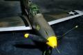 P-400機首