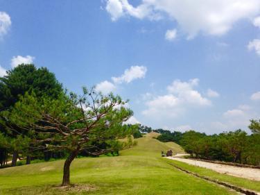 韓国古代の唯一の王陵。