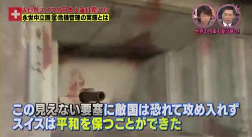 世界の日本人妻は見た! スイス民間防衛 04