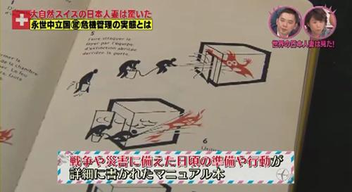 世界の日本人妻は見た! スイス民間防衛 08