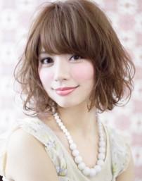 2015年 冬 関西で人気のヘアスタイル 髪型