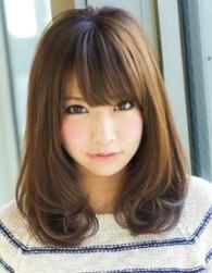 ドラマ『銭の戦争』 大島優子の髪型