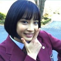 学校のカイダン 広瀬すずちゃんの可愛い髪型を真似したい