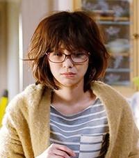 ドラマ『残念な夫』 倉科カナちゃんの可愛い髪型を真似したい