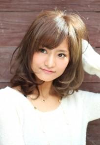 残念な夫 倉科カナちゃん風の可愛い髪型