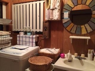 最近の洗面所