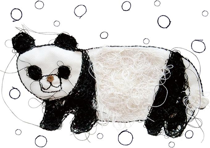 パンダのパンちゃん