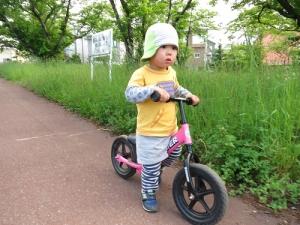 かんバランスバイク