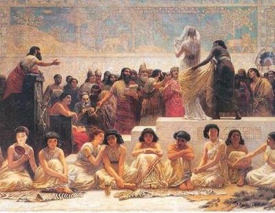 Sacred prostitution