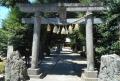 氷川神社・鳥居