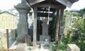 金子市之丞の墓