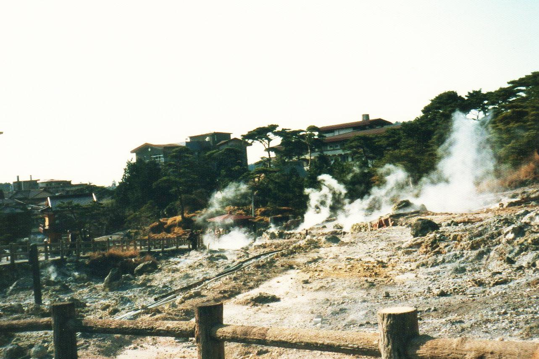 長崎・雲仙③(1985年3月)-1