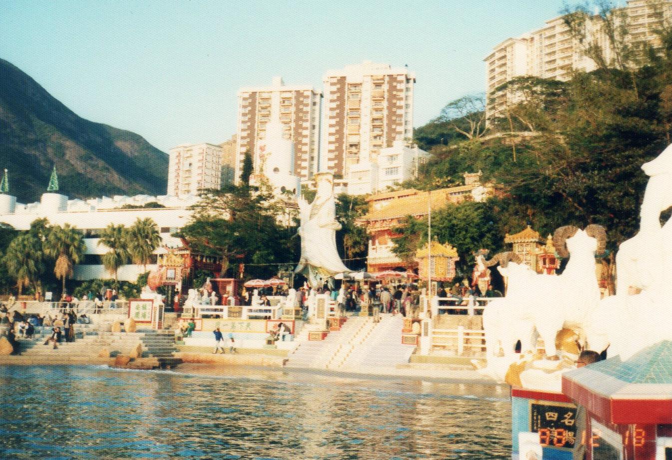 初めての香港④ 888-1
