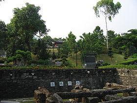 九龍寨城公園(2005年)