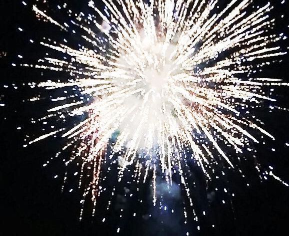 琵琶湖の花火2-2