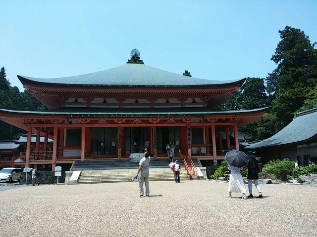 比叡山⑩延暦寺西塔(釈迦堂)