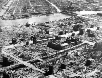 tokyo apos termino da guerra