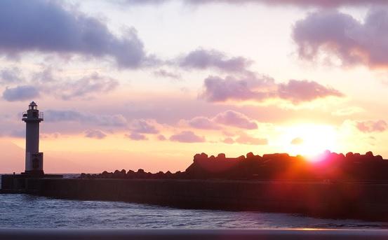 蘭西夕陽4