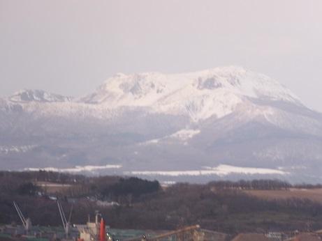 冬の祝津公園4