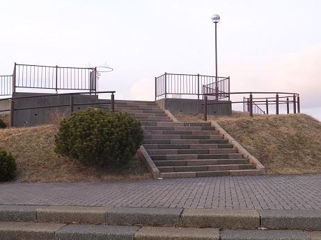 冬の祝津公園5