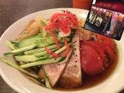 中野 秦陽飯店 冷やし中華(2014/8/15)