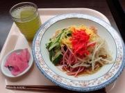 中野 中野区役所中野満点食堂 冷やし中華(2015/6/9)