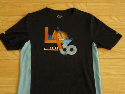 LAマラソンTシャツ1