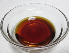 とうもろこしの和風炒め 調味料(照り焼き)