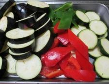 フレッシュトマトのラタトゥイユ 【下準備】④